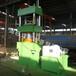 海旺液压专业生产制造下顶式三梁四柱液压机