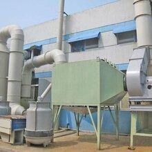山东青岛废气净化处理设备厂家,青岛德州烟尘净化废气治理设备