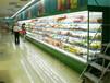 供应上海欣蒙水果保鲜柜水果展示柜水果柜定做水果柜价格展示冷柜