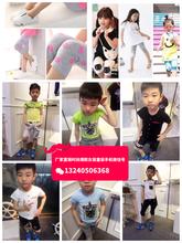 河南郑州2-8岁中小童男女童装套装批发价格厂家清仓七八月暑假地摊热卖几块钱十元T恤