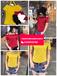 四川荷花池夏季时尚新款韩版女装短袖T恤衫批发一手货源时尚女装短袖T恤衫批发货到付款