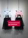 山东济南夏季9-11周岁男童套装批发新款时髦洋气中大童黑白套装七分裤一手货源