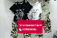 杭州童裝批發市場夏季新款女童套裝潮衣批發貨到付款網絡爆款女童套裝套裙批發