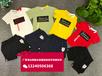 贛州夏季熱銷爆款童裝廠家地址10-20元日韓簡約風童套裝批發便宜童裝短袖衫半截袖T恤