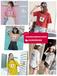 广东虎门女装批发市场货到付款特价便宜女装一手货源批发洋气时髦便宜女装短袖T恤衫