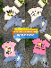 河南鄭州童裝批發市場夏季兒童短袖t恤批發純棉中大童女童前后印花個性短袖T恤衫批發