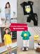福建漳州儿童服装产地基地2018夏季时尚童装批发一手货源韩版质量好的童套装批发