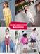 济南童装厂家一手货源韩版又便宜的童装去哪里拿货夏季潮流男女童套装T恤连衣裙批发