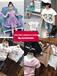 廣西梧州童裝批發市場實體店質量童裝批發市場進貨渠道中大童奧黛爾韓版短袖T恤批發