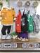 台湾南投好的童装加厚加绒童装批发货源在哪里潮牌一手货源中小童卡通印花卫衣批发网站