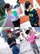 台湾新北哪里童装批发便宜3-6岁中小童卡通印花圆领加厚加绒长袖卫衣批发厂家直销童装