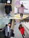 株洲銀谷童裝批發商電話廠家任意調換貨童裝進貨渠道洋氣時髦小學生裝青少年裝爆款棉衣