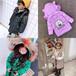 北京童裝批發市場在哪里進貨韓版潮流童裝羽絨服批發市場中高檔韓版時髦中長款棉服批發