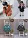 貴州貴陽潮流洋氣時髦兒童童裝棉衣羽絨服批發貨到付款冬季中長款40元左右童裝棉衣棉襖