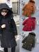 國內很流行韓版的童裝批發市場在哪里湖州織里廠家潮版熱賣爆款男女童棉衣外套批發貨源