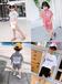 廣州新潮都童裝專業批發市場幾元十幾元夏季童裝純棉奧代爾短袖T恤衫批發中高檔童裝