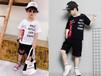 江西童裝批發廠家直銷高端童裝批發廠三月四月韓版爆款夏季新款童裝套裝批發