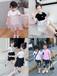 出口臺灣香港外貿童裝電子商務批發平臺虎門廠家直銷高質量套裝批發快手直播童裝