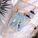 山西太原2019夏天实体店卖得起价的洗水全棉牛仔短裤批发货到付款牛仔裤批发