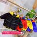 杭州初秋薄款外套批發廠家熱賣爆款韓國貨童裝批發便宜又好看高質量的童裝外套批發