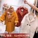 新疆中檔品質質量好的時尚童裝精品店貨源廠家直銷日韓簡約風潮版童裝冬裝貨源