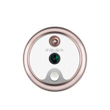 好乐4.3寸智能电子猫眼可视门铃门外机HL01图片