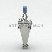 供应SHJ双螺旋锥形混合机立式干粉混合机图片