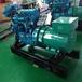 潍坊潍柴40KW千瓦船用柴油发电机组可带船检渔检证书纯铜电机