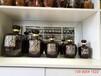 全国供应1斤-10斤细陶酒瓶,锁扣酒瓶