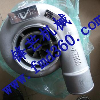 小松PC400-8PC450-8原裝小松增壓器6506-21-5020
