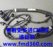 日野J08E发动机线束神钢SK350超8挖机82121-E0301