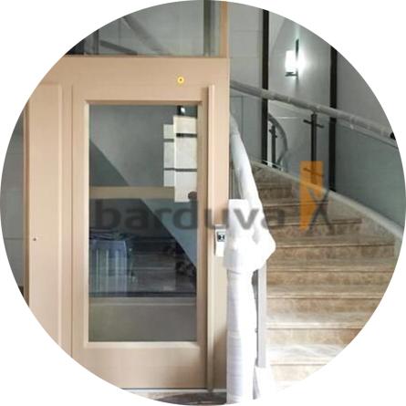厦门市家用电梯定制无机房无底坑的别墅电梯