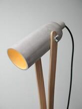 业丰水泥工艺品,水泥台灯,水泥吊灯,水泥灯体
