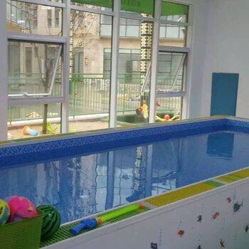 淄博婴侣儿童泳池设备