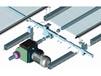 温室遮阳网系统配件-A型齿轮齿条