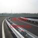 山东冠县高速公路交通防护护栏板银白色喷塑镀锌护栏板