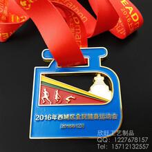 全民运动会奖牌,锌合金烤漆奖牌定做,马拉松比赛奖牌纪念章