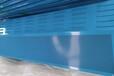 海東弧形聲屏障透明板聲屏障彩鋼聲屏障