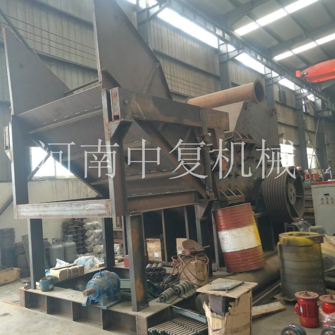 金属破碎机废钢破碎机油漆桶粉碎机