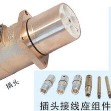冷氏电气LBG1-500/3.3铜矿用隔爆型高压电缆连接器