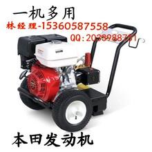 工业铸件清洗机汽油式清洗机铸件除砂除锈清洗机图片