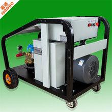 喷砂铸件除锈350公斤高压清洗机