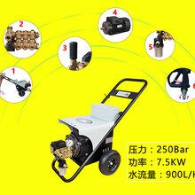 车辆清洗用250公斤压力电动高压清洗机图片