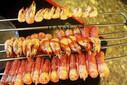 车展楼盘开业庆典上门服务项目,自助餐茶歇大盆菜围餐图片