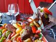 便捷餐饮服务,自助餐茶歇烧烤图片