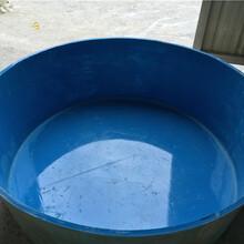 青岛防腐蚀鱼苗孵化池玻璃钢鱼盆优质热销产品养鱼池玻璃钢鱼池鱼缸图片