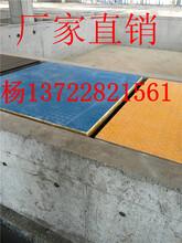厂家销售38x38x25玻璃钢格栅玻璃钢地沟盖板玻璃钢格栅养殖污水处理厂格栅图片