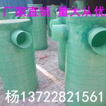 热销汉中市政排污雨水检查井抗蛀耐腐蚀内壁光滑易清掏图片