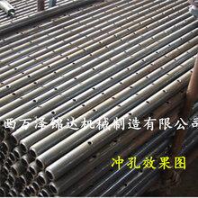 隧道支护注浆小导管冲孔机图片图片
