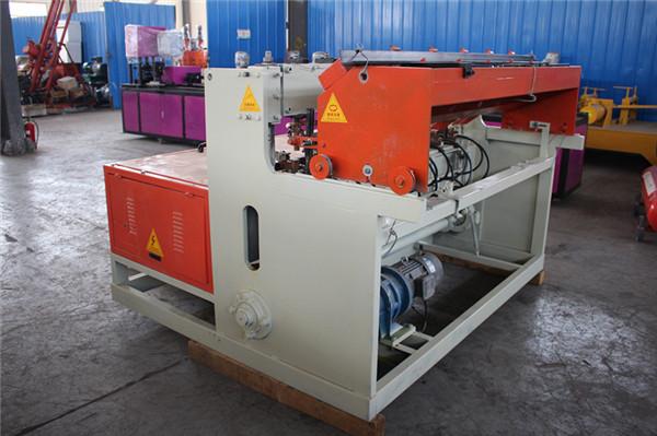 商量TD-12型钢筋排焊机就业道理